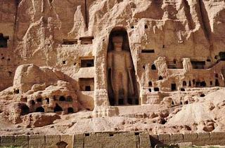 Patung Budha Bamiyan