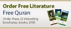 Order FREE Quran