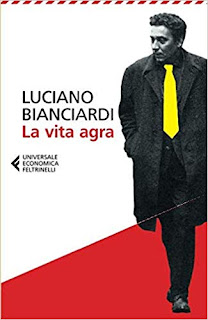 The cover of the Feltrinelli edition of his most famous book, La vita agra