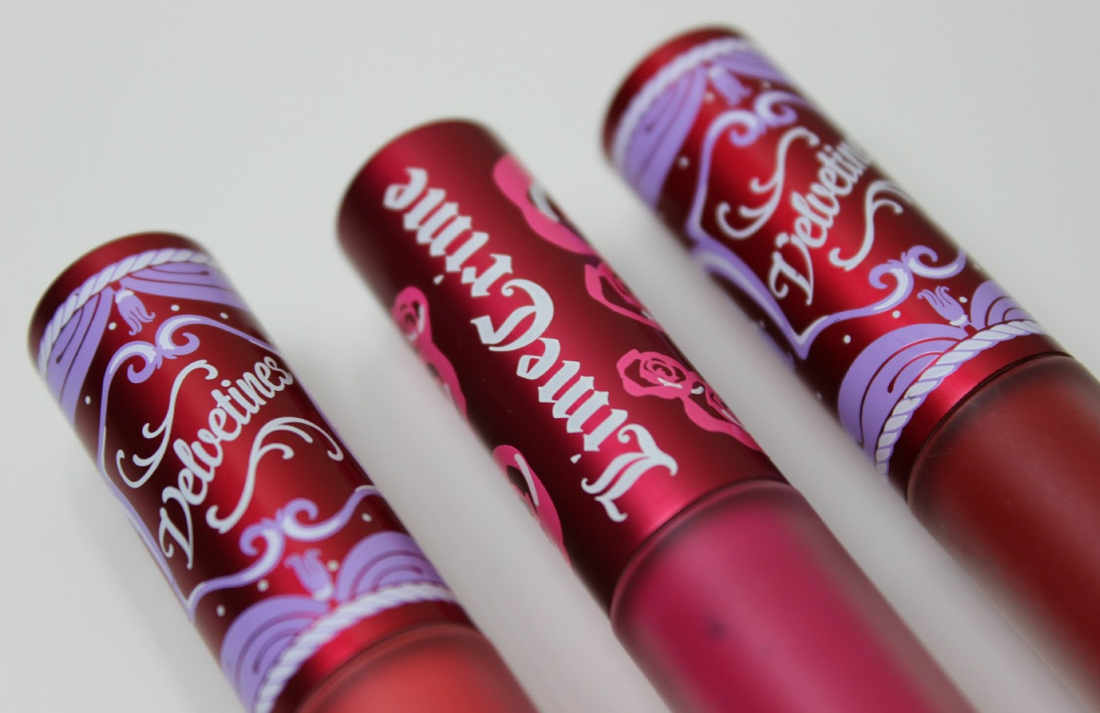 A picture of Lime Crime Velvetines