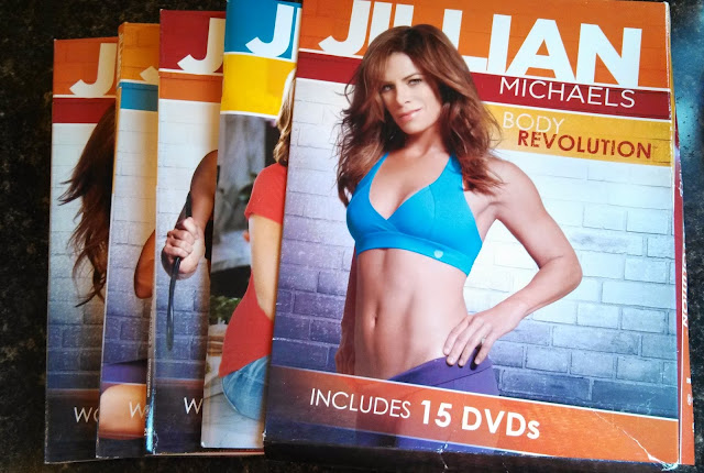 Body Revolution DVDs