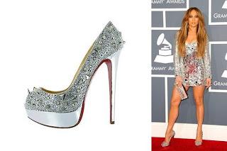super popular d4844 61ec2 Christian Louboutin high heels : The bright Christian ...