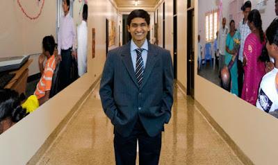 Perjalanan bisnis Srikant bollant