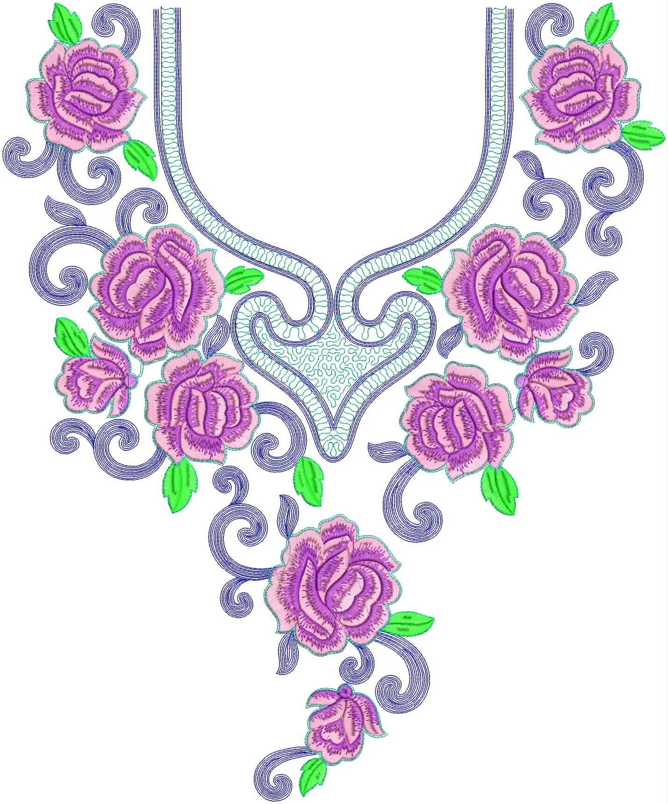 New Hand Embroidery Designs