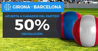 Paston devolucion Girona vs Barcelona 23 septiembre