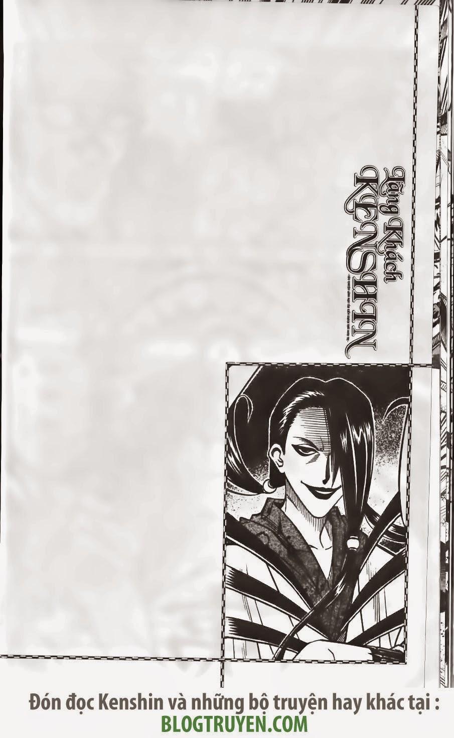 Rurouni Kenshin chap 160 trang 21