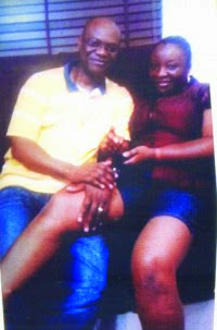 IMAGINE! Husband Leaks Pics Of Wife Who Dumped Him To Marry Nigerian