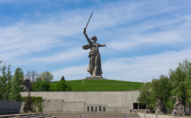 Volgograd,Best Cities to Visit in Russia