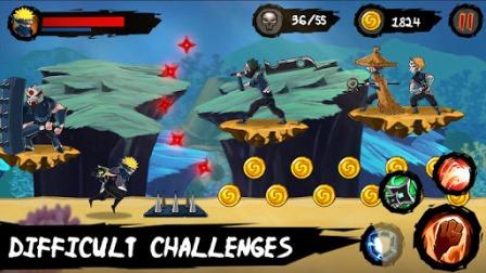 Ninja Runner Adventure Mod Apk