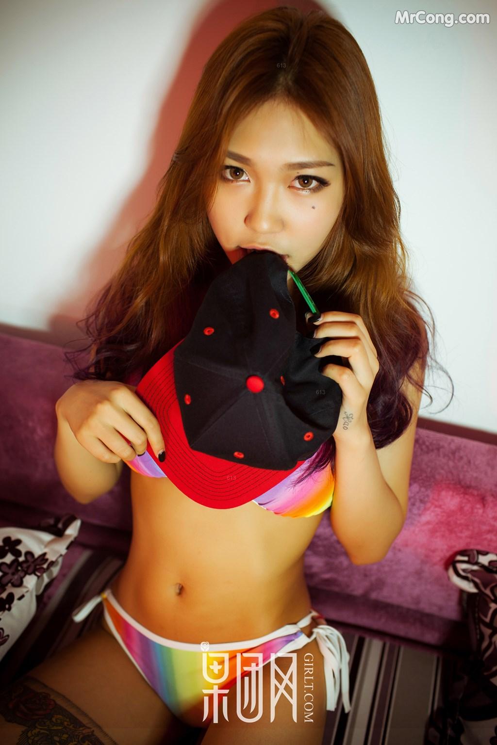 Image GIRLT-2017-07-31-TG.023-Moyu-Shi-MrCong.com-008 in post GIRLT 2017-07-31 TG.023: Người mẫu Moyu Shi (墨鱼诗) (109 ảnh)