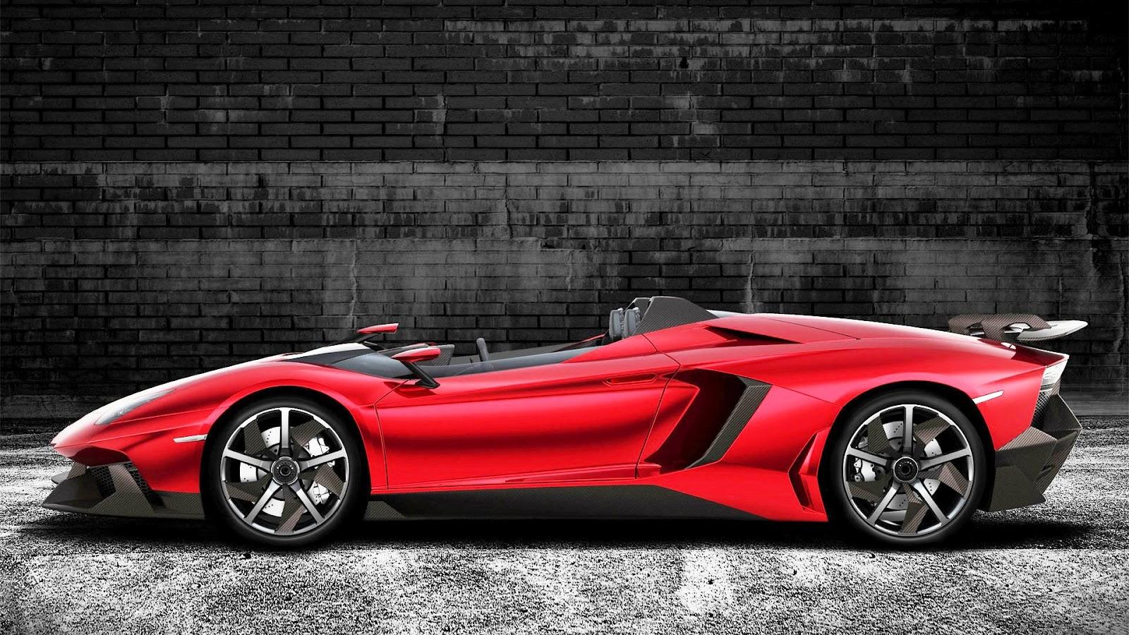 Full HD Exotic Car Wallpapers: 2012 Lamborghini Aventador ...