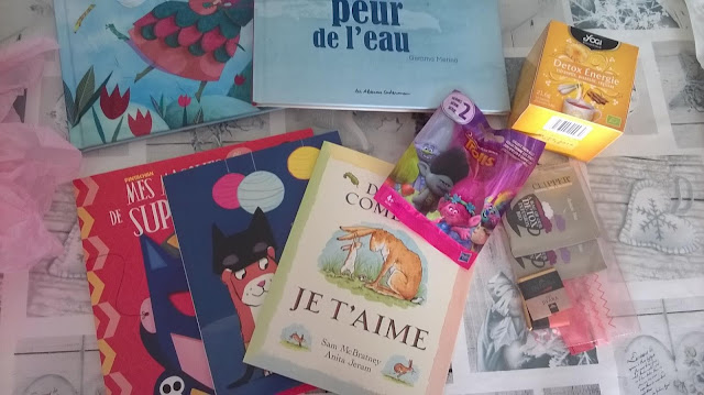 || Swap littérature jeunesse - Printemps 2017 : Le Bilan