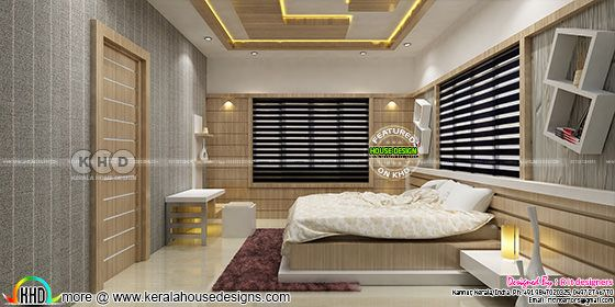 Beautiful modern bedroom interior designs