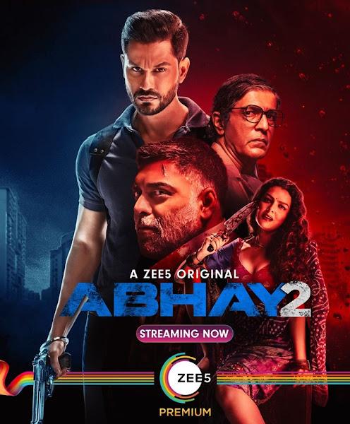 Abhay Season 2 Hindi 720p HDRip