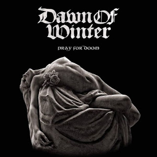 "Το τραγούδι των Dawn of Winter ""A Dream Within a Dream"" από το abum ""Pray for Doom"""