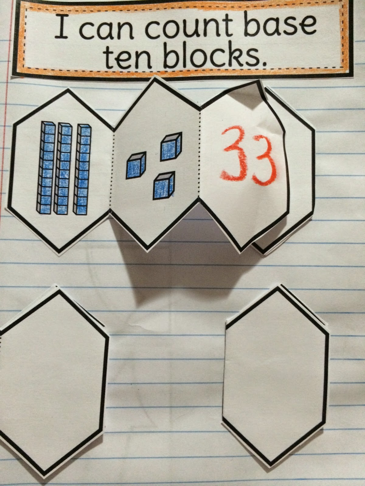 Primary Possibilities Interactive Math Journals Place