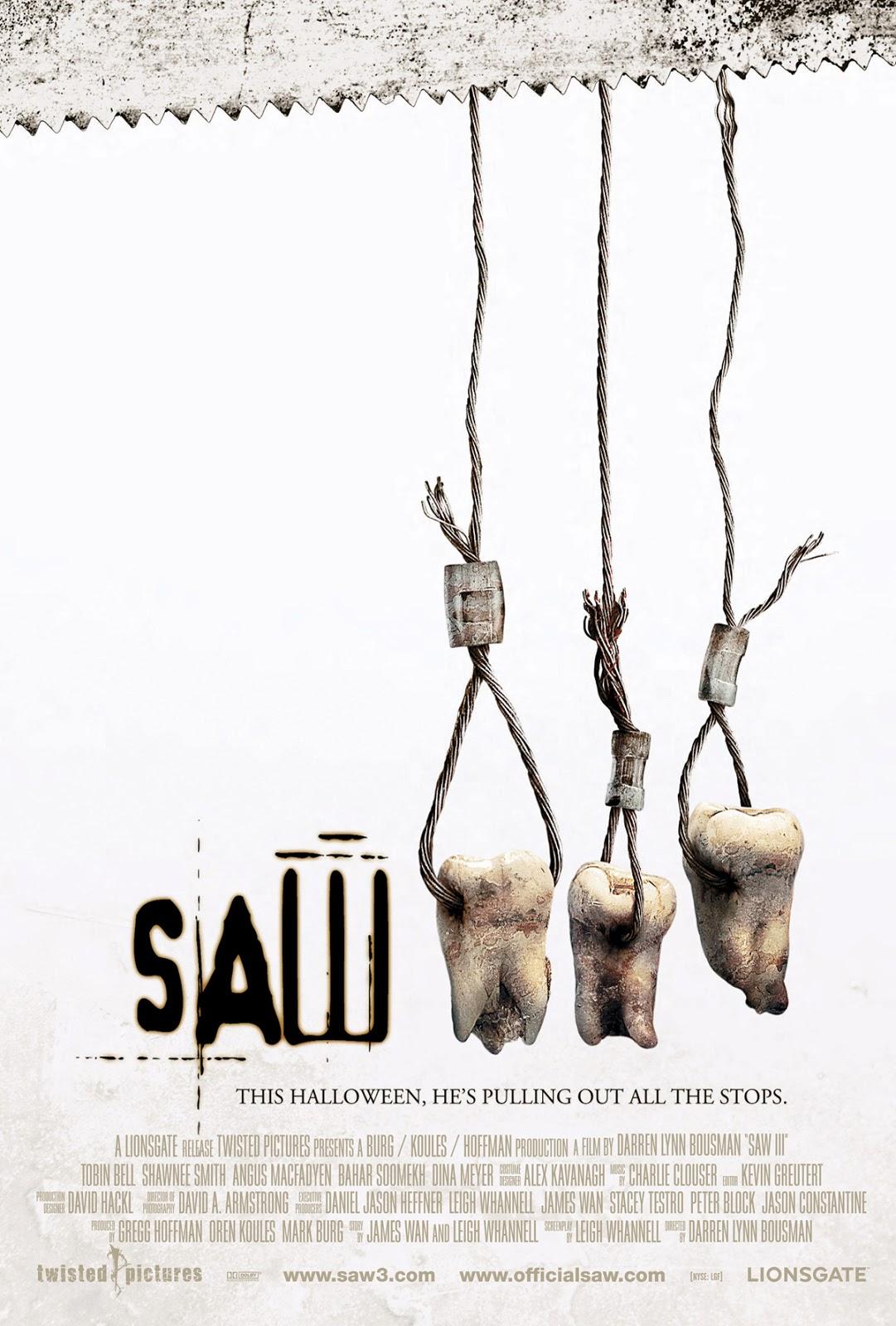 SAW III (2006) Hindi [ORG DD2.0] WEB-DL 1080p 720p 480p x264 | Full Movie