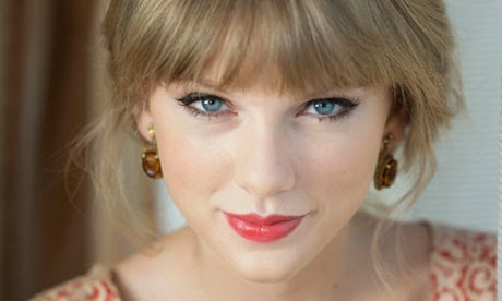 Profil dan Biodata Terbaru Taylor Swift