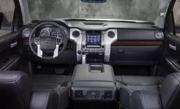 2019 2018 Toyota 4Runner Interior