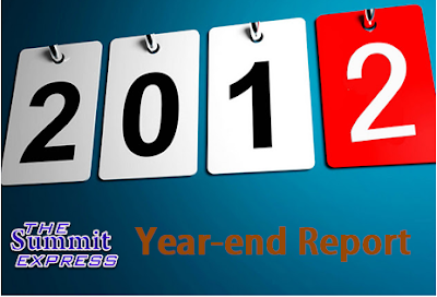 TheSummitExpress YE2012 Report