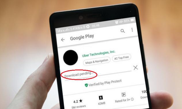 cara mengatasi google play store tidak bisa download di xiaomi