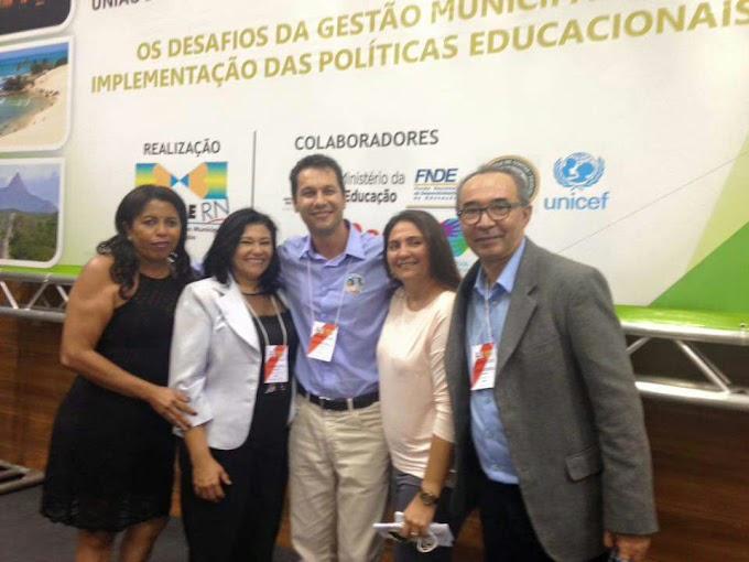 Educação de Macaíba participa de debate sobre políticas para o ensino público