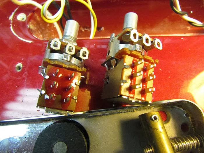 Backward When Alarmed Shielding And Rewiring A Telecaster Pt 1