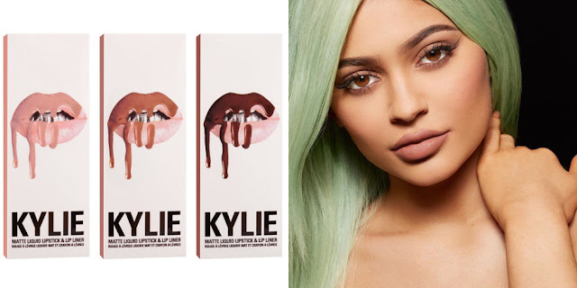 Kylie Jenner lip kits