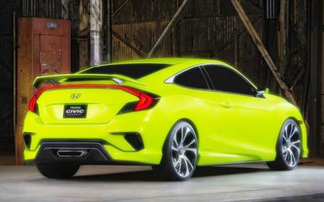 2017 Honda Civic SI Turbo Price canada and release date