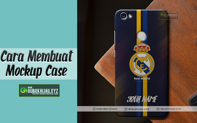 Video Cara Membuat Mockup Case
