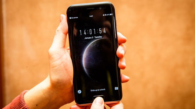 Cualidades del Magic Huawei