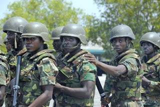 Soldier Stabs Colleague To Death After Taking Cocaine