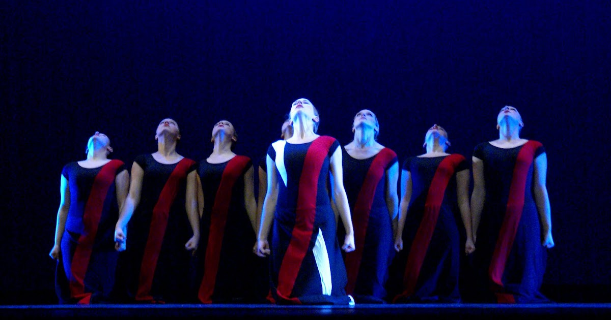 An analysis of one of the most influential figures in american modern dance