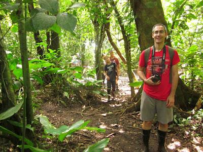 Selva tropical de Tortuguero