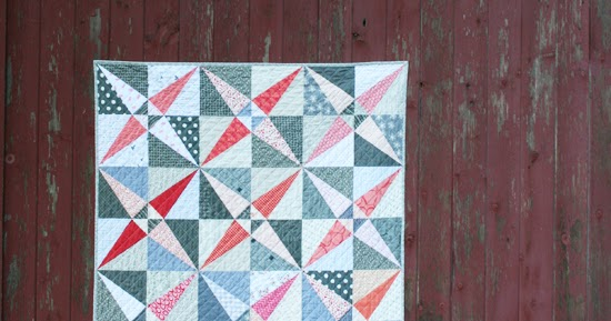 crazy mom quilts crossed canoes quilt