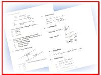 Contoh  Soal Latihan UN SMP/MTs Dan Pembahasan Soal