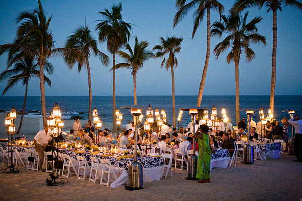 Caribbean Rehearsal Dinner Theme: Rehearsal Dinner Party Ideas