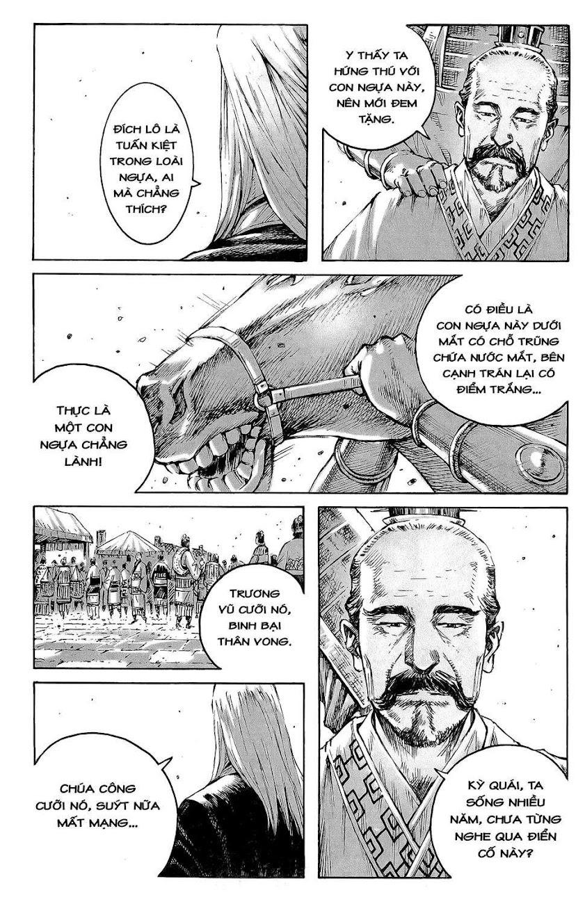 Hỏa phụng liêu nguyên Chương 374: Gian thần trung thần [Remake] trang 17