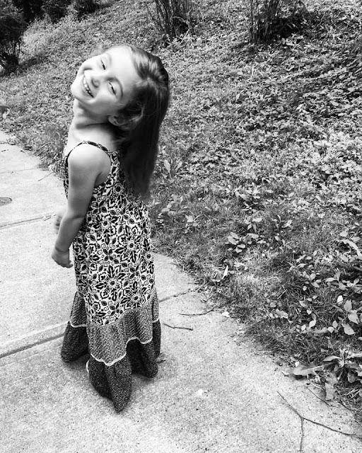 As the mother of a girl, there are two things I hope my daughter remembers as she grows up. One, the most beautiful accessory any woman can wear is a smile and two, you have the ability to change a person's day and world with just one smile.