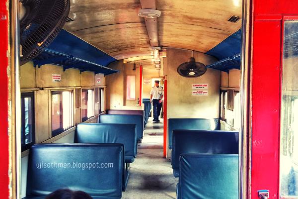 gerabak keretapi beaufort tenom