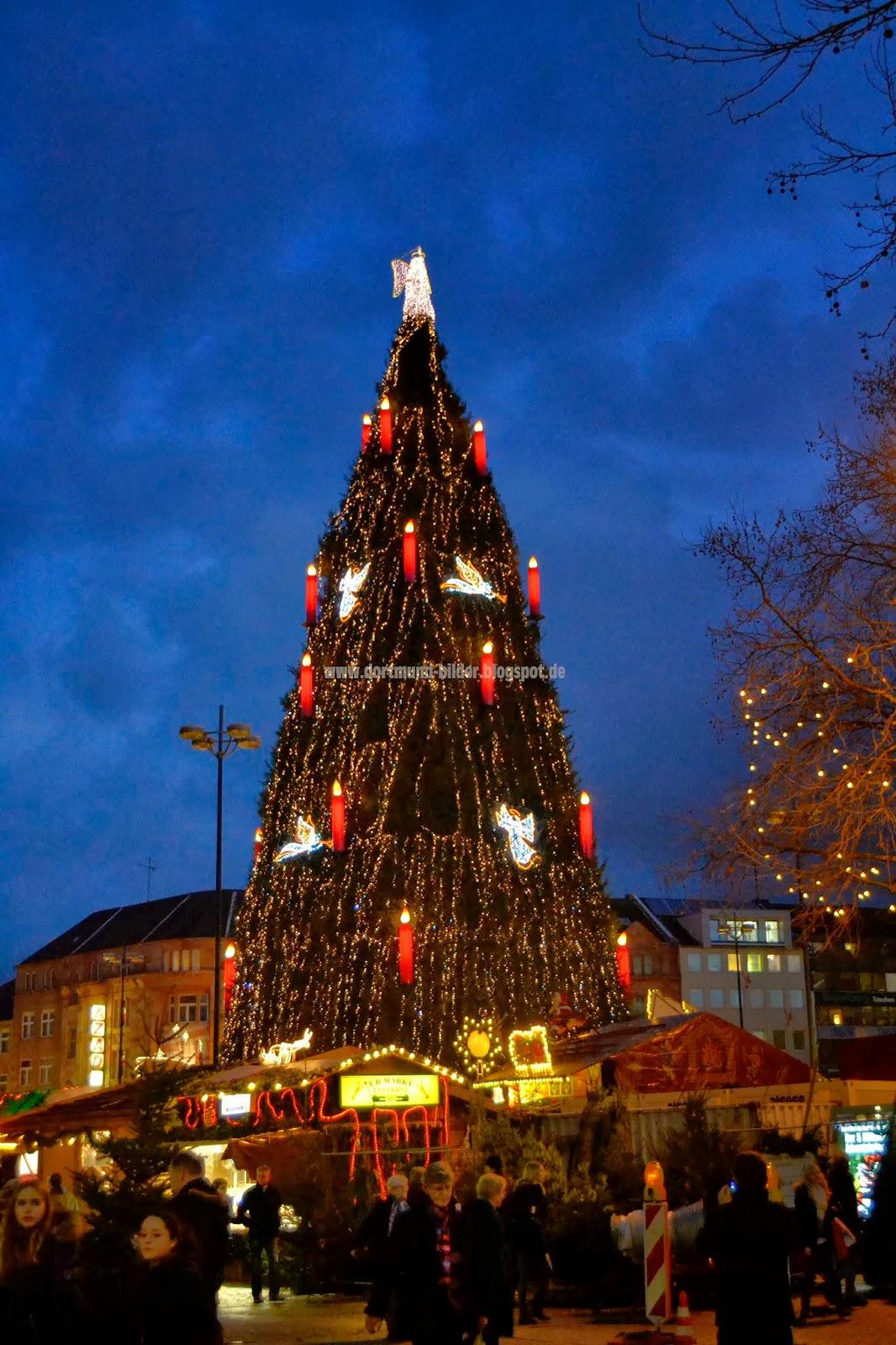 Dortmund Weihnachtsbaum.Dortmund Bilder Weihnachtsbaum
