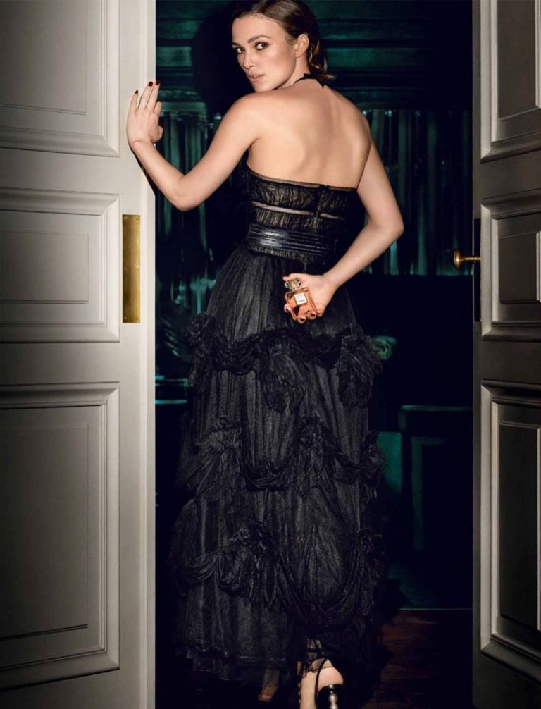 Chanel 'Coco Mademoiselle Eau de Parfum Intense' Campaign