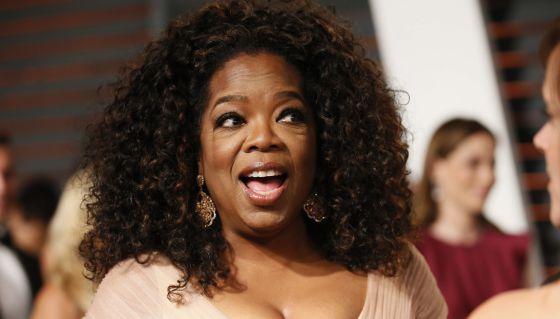 Las celebridades que pasaron de pobres a millonarios Oprah Winfrey