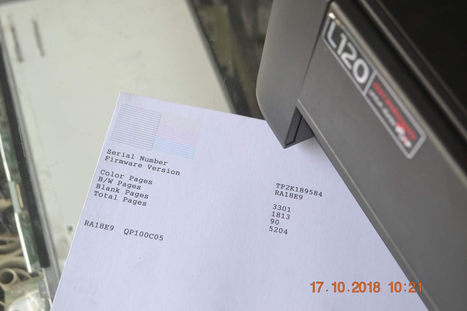 Printer Bekas Epson L120 Service Laptop Servis Bergaransi Tinta Mengisinya Melalui Original Atau Yg Bermerk Dan Sudah Dikenal Kwalitasnya Yang Disediakan Oleh Dengan Harga Terjangkau