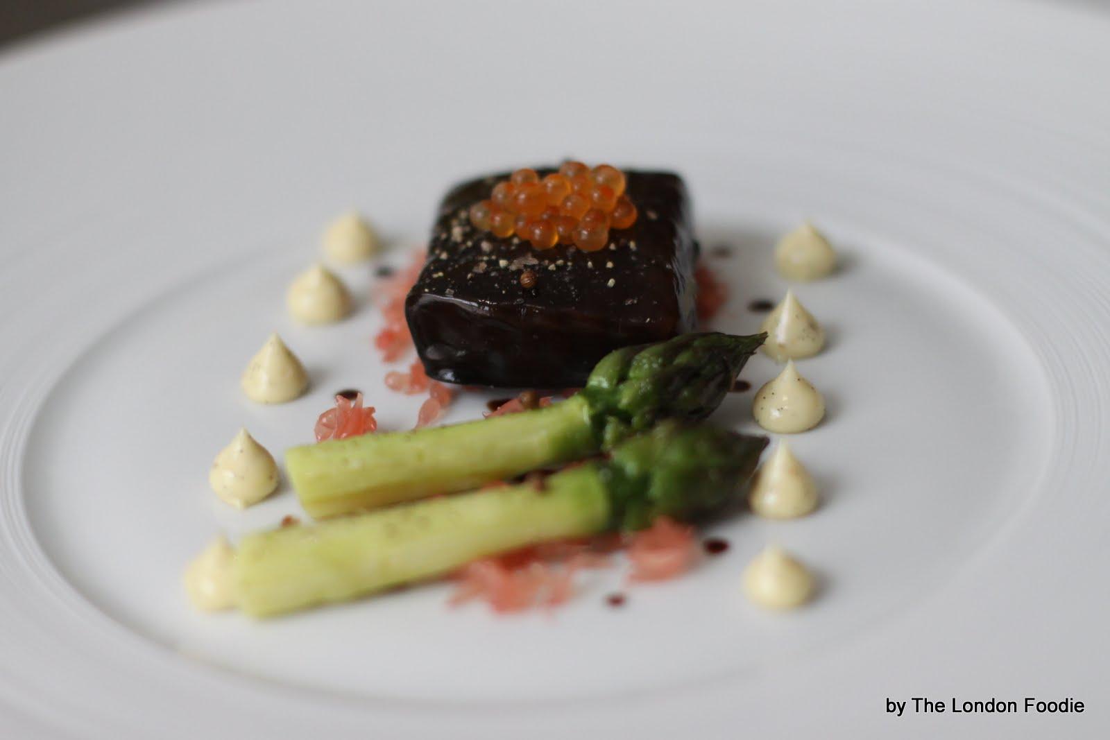 Michelin Star Vegetarian Restaurants Near Her Majestys Theatre