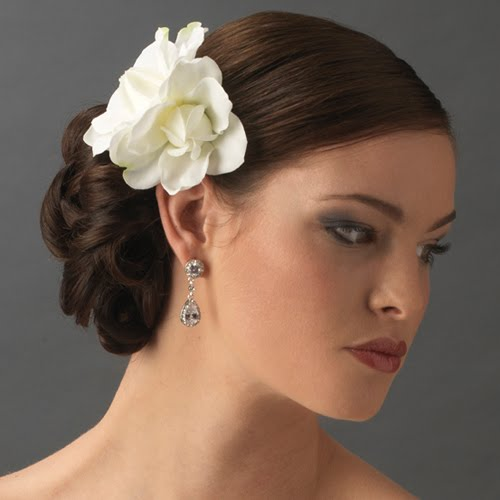 Hair clip for wedding   Girl Tattoos Designs Gallery: Hair ...