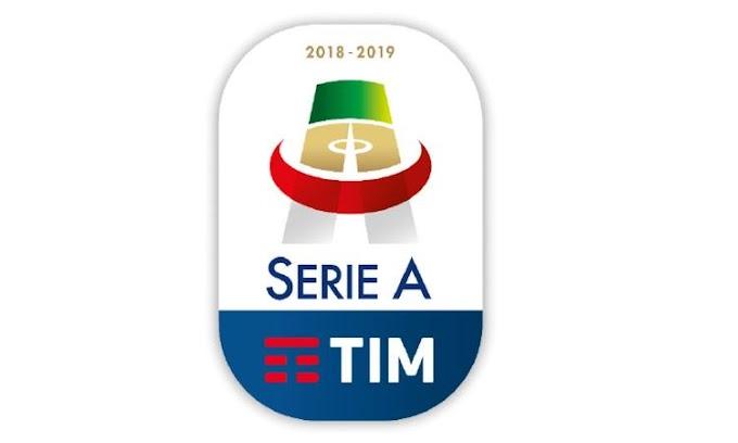 Atualização Campeonato Italiano 2019