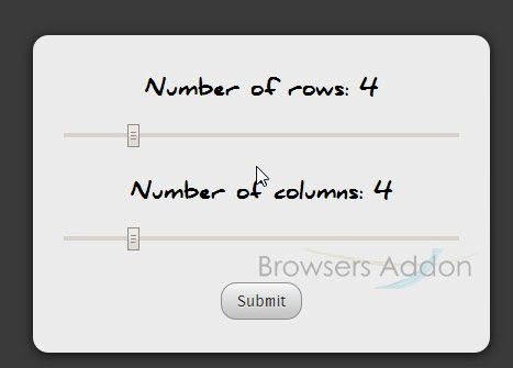 puzzle_for_chrome_rows_columns_customization