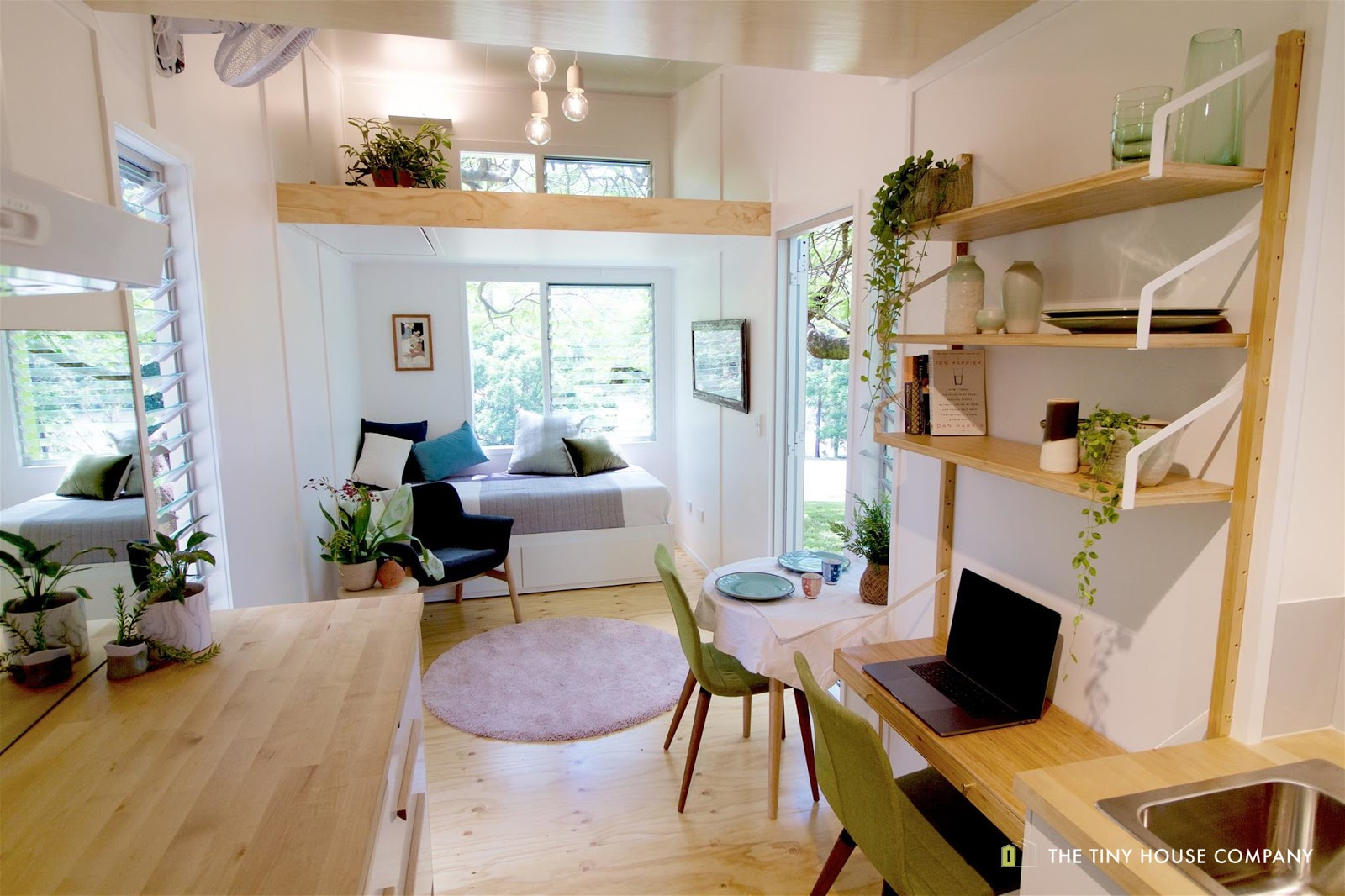 TINY HOUSE TOWN The Pod C From The Tiny House Company
