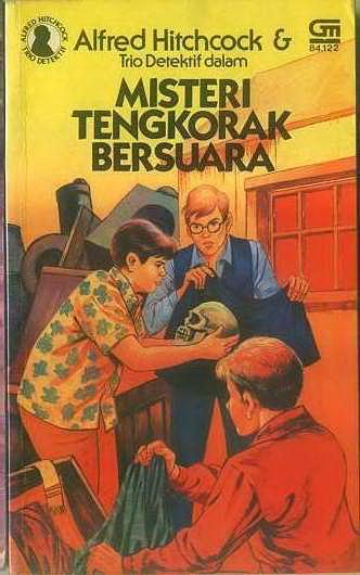 Trio Detektif 11- Misteri Tengkorak Bersuara